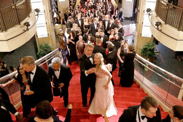 Claes Bang 90th Annual Academy Awards - Arrivals