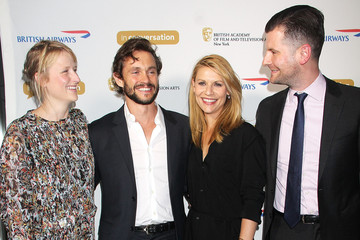 Claire Danes BAFTA New York Presents: In Conversation with Hugh Dancy