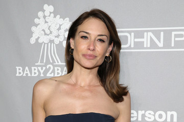 Claire Forlani Fifth Annual Baby2Baby Gala, Presented by John Paul Mitchell Systems - Red Carpet