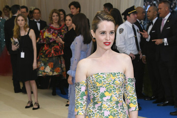 """Claire Foy """"Rei Kawakubo/Comme des Garcons: Art of the In-Between"""" Costume Institute Gala - Arrivals"""