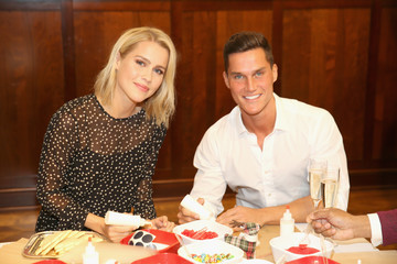 Claire Holt Brooks Brothers Celebrates the Holidays with St. Jude Children's Research Hospital