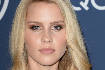 Claire Holt Arrivals at the InStyle/Warner Bros. Golden Globes Party — Part 2