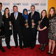 Claire Meunier WebMD Hosts 2014 Health Hero Awards - Inside