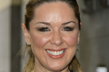 Claire Sweeney Children In Need Gala Lunch in London