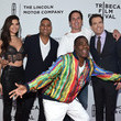 Tracy Morgan and Ed Helms Photos