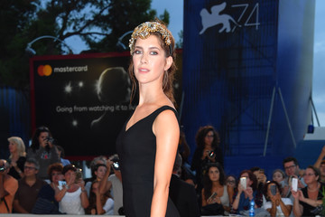 Clara Alonso 'Human Flow' Premiere - 74th Venice Film Festival