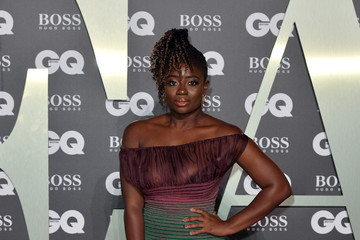 Clara Amfo GQ Men Of The Year Awards 2019 - Red Carpet Arrivals