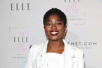 Clara Amfo The ELLE List 2018 - Red Carpet Arrivals