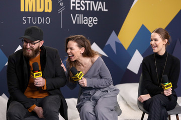Clara Rugaard The IMDb Studio At Acura Festival Village On Location At The 2019 Sundance Film Festival – Day 2
