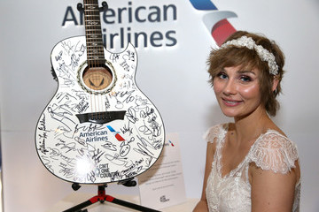 Clare Bowen 2016 CMT Music Awards - American Airlines Arrivals