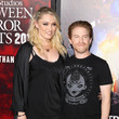 Clare Grant Opening Night Of Universal Studios' Halloween Horror Nights