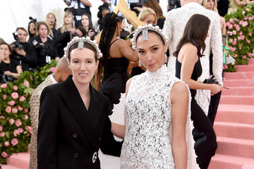 Clare Waight Keller The 2019 Met Gala Celebrating Camp: Notes on Fashion - Lookbook