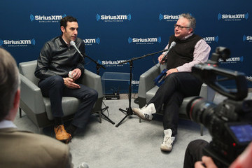 Clark Collis SiriusXM's 'Entertainment Weekly Radio Special' with Sacha Baron Cohen