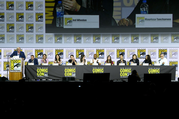 2019 Comic-Con International - Marvel's 'Agents Of S.H.I.E.L.D.' Panel