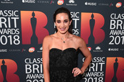 Laura Wright attends the 2018 Classic BRIT Awards held at Royal Albert Hall on June 13, 2018 in London, England.