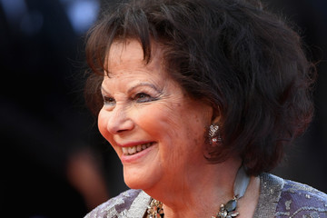 Claudia Cardinale 'Sink Or Swim (Le Grand Bain)' Red Carpet Arrivals - The 71st Annual Cannes Film Festival