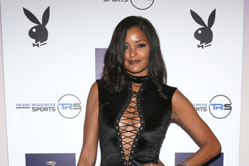 Claudia Jordan Martell Cognac Hosts Talent Resources Sports Party in Los Angeles, California