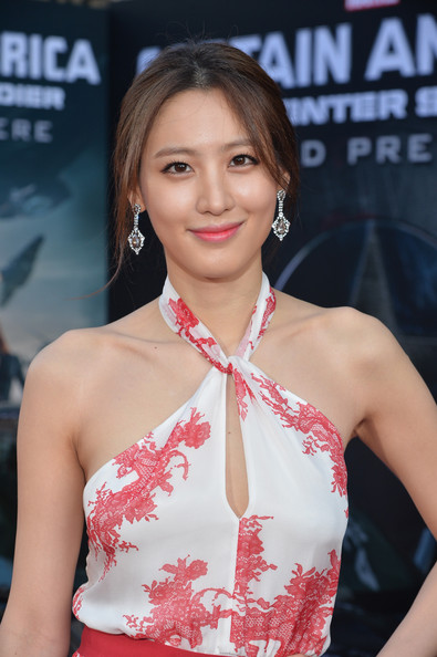 Claudia Kim Pictures Captain America The Winter
