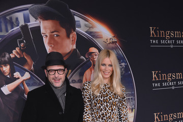 Claudia Schiffer 'Kingsman: The Secret Service' Premieres in NYC