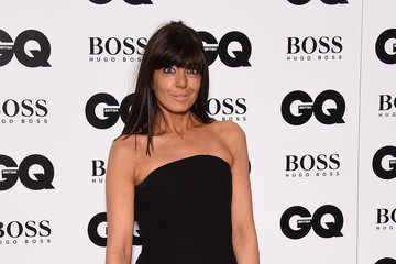 Claudia Winkleman Guests Arrive at the GQ Men of the Year Awards