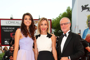 Claudio Ange Opening Ceremony and 'Everest' Premiere - 72nd Venice Film Festival