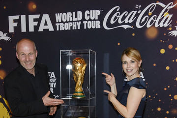 Claus G. Oldoerp Gala Night of the FIFA World Cup Trophy Tour