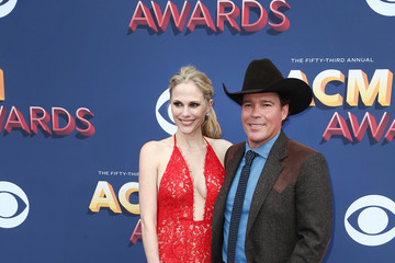 Clay Walker 53rd Academy Of Country Music Awards - Arrivals