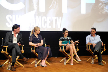 Clayne Crawford Aden Young SundanceTV Presents Panel Discussions Featuring Creators and Stars of 'Rectify' and 'The Honorable Woman'