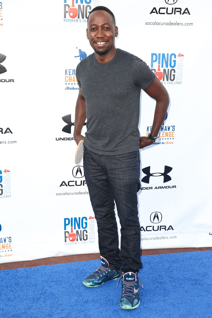 Lamorne Morris Pictures Clayton Kershaw S 2nd Annual