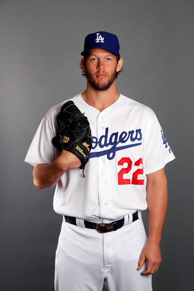 Clayton Kershaw Photos Photos Los Angeles Dodgers Photo