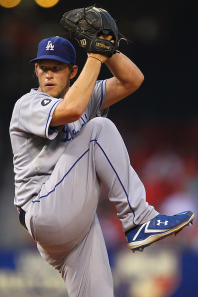 Clayton Kershaw Photos Photos Los Angeles Dodgers V St
