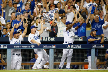 Clayton Kershaw Division Series - New York Mets v Los Angeles Dodgers - Game Two