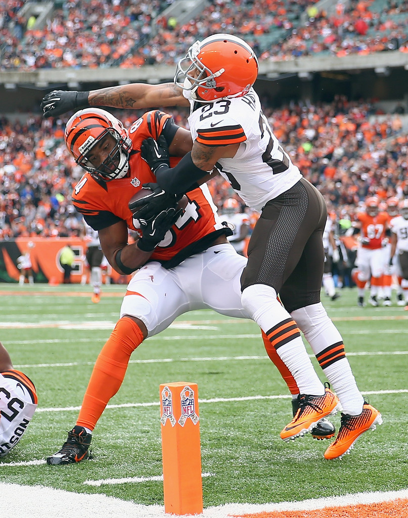 Joe Haden in Cleveland Browns v Cincinnati Bengals - Zimbio