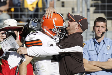 Brian Daboll Cleveland Browns v Pittsburgh Steelers