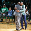 Paul Pierce and Doc Rivers Photos