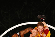 LeBron James and Timofey Mozgov Photos Photo