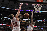 Joakim Noah Jimmy Butler Photos Photo