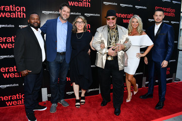 Clifton Magee Premiere Of Amazon Studios' 'Generation Wealth' - Arrivals