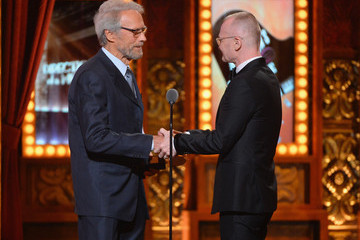 Clint Eastwood 2014 Tony Awards - Show