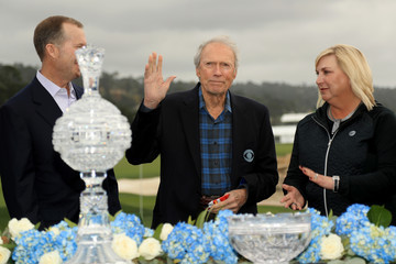 Clint Eastwood AT&T Pebble Beach Pro-Am - Final Round
