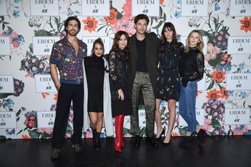 Clint Mauro ERDEM X H&M Paris Collection Launch - Photocall