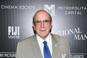Clive Davis The Cinema Society With FIJI Water and Metropolitan Capital Bank Host a Screening of Sony Pictures Classics' 'Irrational Man'