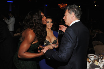David Foster Clive Davis And The Recording Academy's 2012 Pre-GRAMMY Gala And Salute To Industry Icons Honoring Richard Branson - Roaming Inside