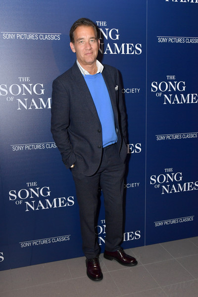 'The Song Of Names' New York Screening