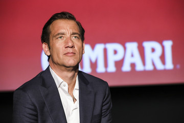 Clive Owen Campari Red Diaries - Press Conference