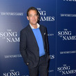 Clive Owen 'The Song Of Names' New York Screening