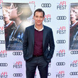 Clive Owen AFI FEST 2019 Presented By Audi – 'The Song Of Names' Premiere – Arrivals
