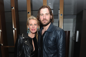"""Clive Standen Francesca Standen Bank Of America And Food & Wine With The Cinema Society Present A Screening Of """"A Place At The Table"""" - After Party"""