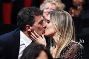 Antonio Banderas and Nicole Kimpel Photos Photo