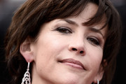 """Sophie Marceau attends the closing ceremony and Premiere of """"La Glace Et Le Ciel"""" (""""Ice And The Sky"""") during the 68th annual Cannes Film Festival on May 24, 2015 in Cannes, France."""